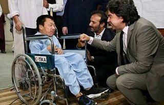 TİKA'dan Pakistanlı ihtiyaç sahiplerine 200 tekerlekli...