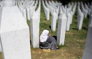Potoçari cenaze töreninin ardından sessizliğe...