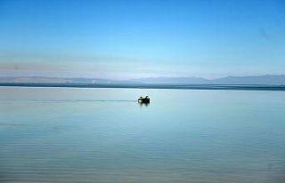 Yeniden hayat bulan Urumiye Gölü İranlıların...