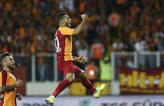 TFF Süper Kupa'nın sahibi Galatasaray