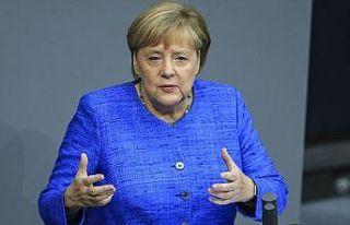 Almanya Başbakanı Merkel: ABD-Çin arasındaki çekişmenin...