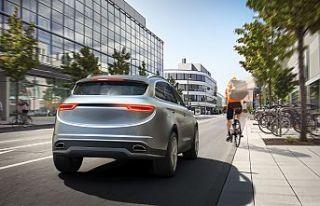 Bosch, sürücü destek sitemleri ve otonom sürüş...