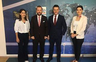 LİMAK'tan İnce Medya'ya İNCE Ziyaret