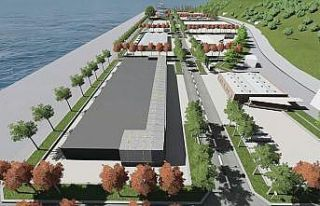 Trabzon Yatırım Adası Endüstri Bölgesi ile 15...