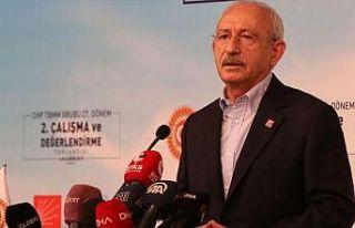 CHP Genel Başkanı Kılıçdaroğlu: Türkiye'yi...