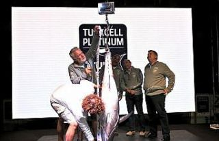 Turkcell Platinum Tuna Masters Alaçatı Balıkçılık...