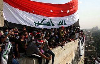 Af Örgütü: Irak'ta göstericilerin öldürülmesine...