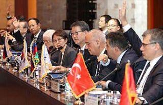 Anadolu Ajansı yeniden Asya-Pasifik Haber Ajansları...