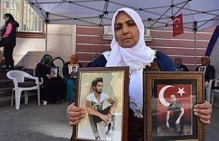 Diyarbakır annelerinden Necibe Çiftçi: Oğlum getirilene...