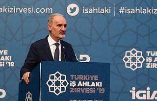 İTO Başkanı Şekib Avdagiç,: Piyasada tutunmak...