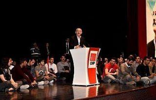 Kılıçdaroğlu: Baş tacı yaptığımız Atatürkçülük...
