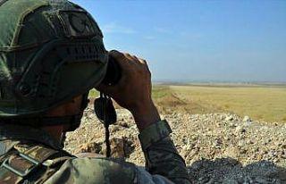 MSB: Barış Pınarı Harekat bölgesine 24 saatte...