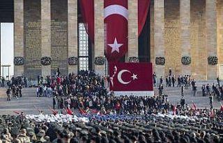 Spor camiası vefatının 81. yıl dönümünde Atatürk'ü...