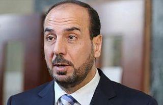 Suriyeli muhalifler Anayasa Komitesi ilk tur toplantılarına...