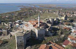 Fatih'in yadigarı cami 55 yıl sonra ibadete açılacak