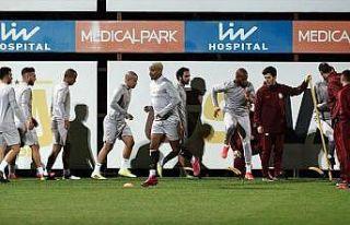 Galatasaray'da iki yıldız daha sakatlandı
