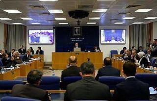 Plan ve Bütçe Komisyonu santrallere filtre düzenlemesi...