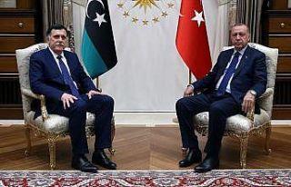 Türkiye ile Libya arasında imzalanan mutabakat 8...