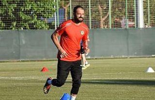 Gaziantep FK, Aytemiz Alanyaspor'dan Haydar Yılmaz'ı...