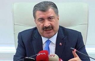 Sağlık Bakanı Koca: İyileşen vakalarımız var,...