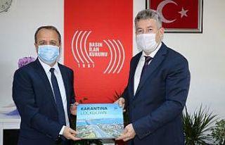 AA Sakarya Bölge Müdürlüğünden BİK Müdürü...