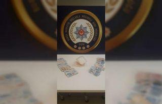 Bursa'da uyuşturucu operasyonunda 2 İran uyruklu...