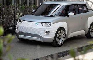 """Fiat Concept Centoventi """"2019'un En İyi Konsept..."""