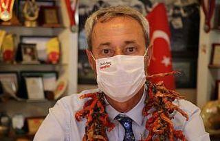 Edirneli ustadan Kurban Bayramı'na özel tava ciğer...