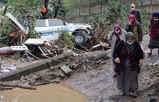 Ağustostaki sel felaketlerinde 200 milyon liraya...