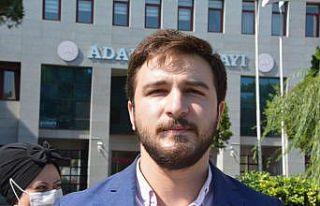 AK Parti Balıkesir Gençlik Kollarından Erol Mütercimler...