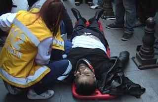 Beyoğlu'nda motosiklet kazası: 1 ölü