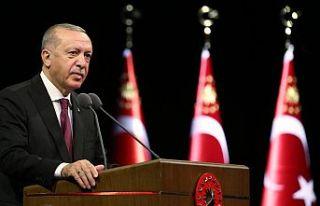 Cumhurbaşkanı Erdoğan: Türkiye'nin şantaja...
