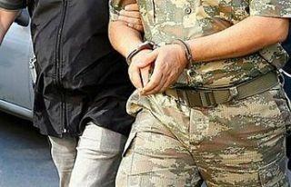 FETÖ şüphelisi üsteğmen gözaltına alındı