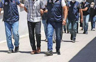 Kocaeli'de hırsızlık şüphelisi 4 kişi yakalandı
