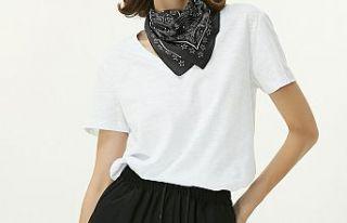 Özgür Kadın Tshirt Modası