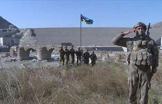 Aliyev: Tarihi Hudaferin Köprüsü'ne Azerbaycan...