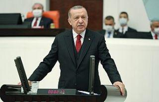 Cumhurbaşkanı Erdoğan: Ermenistan yönetimini Türkiye'ye...