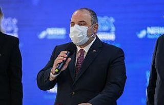 Sanayi ve Teknoloji Bakanı Mustafa Varank, Bursa'da...