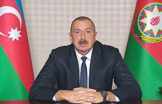 Azerbaycan Cumhurbaşkanı Aliyev: Bu anlaşma bizim...