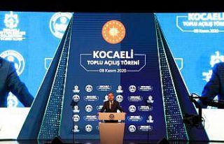 Bakan Kasapoğlu, Kocaeli'de temel atma ve açılış...