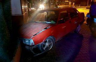 Bursa'da trafik kazası: 2 yaralı