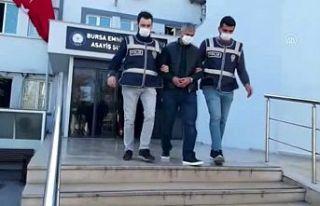 Cezaevinden firar eden cinayet zanlısı yakalandı
