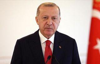 Cumhurbaşkanı Erdoğan: Dostlarımızla güçlü...