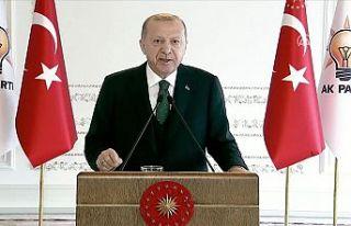 Cumhurbaşkanı Erdoğan: Şahsi ifadeler hükümetimizle...