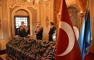 DEVA Partisi Genel Başkanı Babacan, partisinin Bilecik...