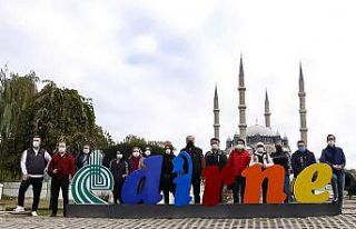 """Edirne'de öğretmenler """"O anı"""" kovaladı"""