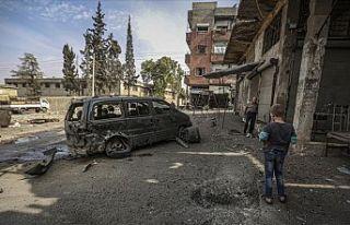 Esed rejiminin İdlib'e saldırısında 1 çocuk...