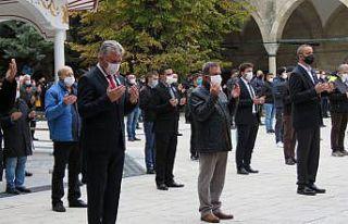Kovid-19'dan hayatını kaybeden Lüleburgaz Belediyesi...