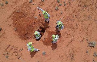 Libya'da 5 yeni toplu mezar bulundu