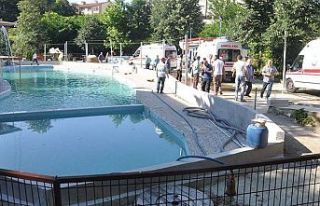 Sakarya'da 5 kişinin havuzda elektrik akımına...